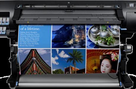 HP DesignJet L26500