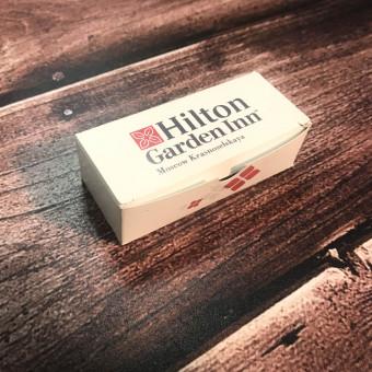 Коробка из полиграфического картона
